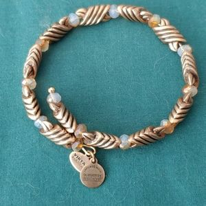 Alex and Ani wrap bracelet